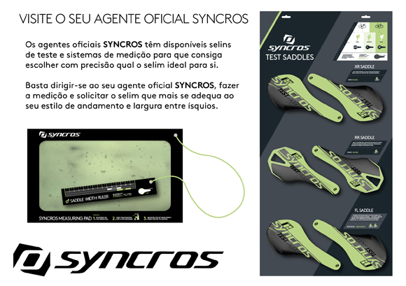 Visite agente oficial Syncros