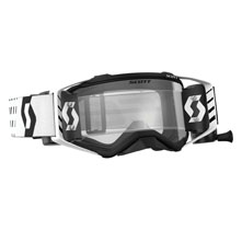 GOGGLE PROSPECT WFS BLACK/WHITE CLEAR WORKS