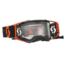 GOGGLE PROSPECT WFS BLACK/ORANGE CLEAR WORKS