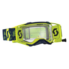 GOGGLE PROSPECT WFS YELLOW/BLACK CLEAR WORKS