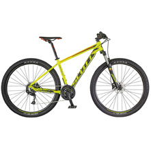 BICICLETA SCOTT ASPECT 950 YELLOW/RED (KH)
