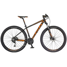 BICICLETA SCOTT ASPECT 950 BLACK/ORANGE (KH)