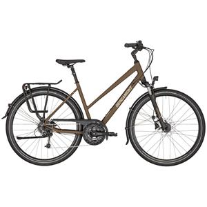 BICICLETA BERGAMONT HORIZON 6 LADY BROWN