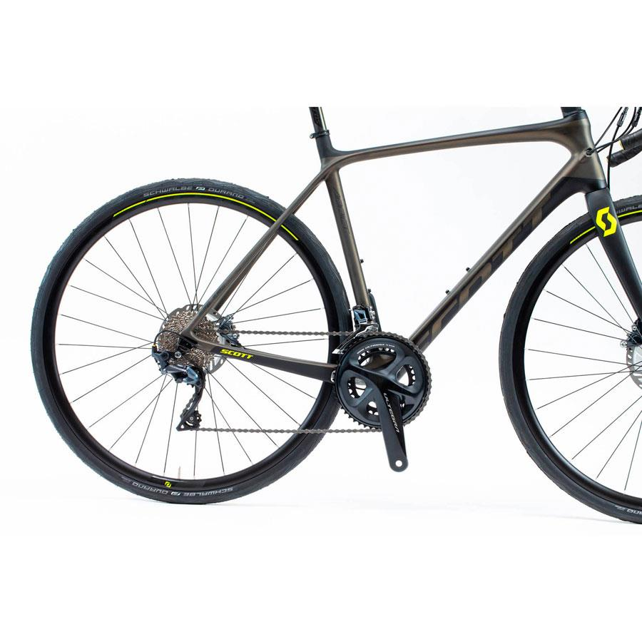 BICICLETA SCOTT ADDICT 10 DISC
