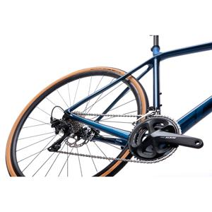 BICICLETA SCOTT ADDICT 20 DISC DARK BLUE