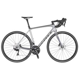 BICICLETA SCOTT ADDICT 20 DISC GREY