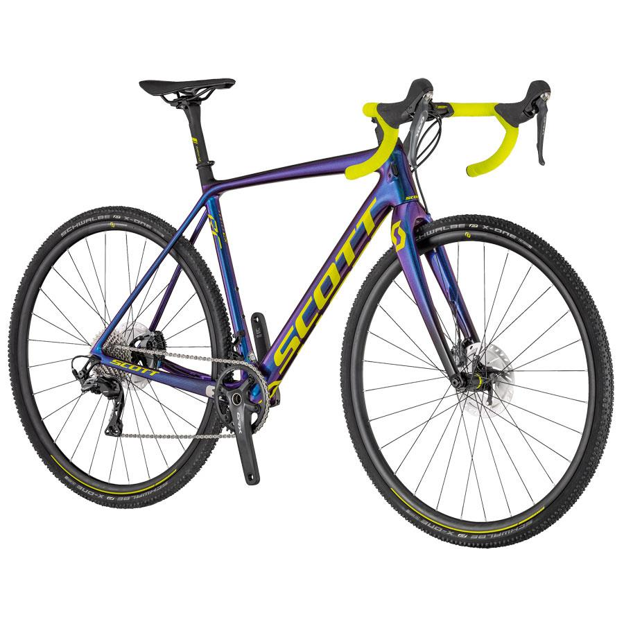 BICICLETA SCOTT ADDICT CX RC