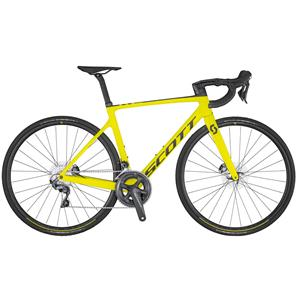 BICICLETA SCOTT ADDICT RC 30 YELLOW
