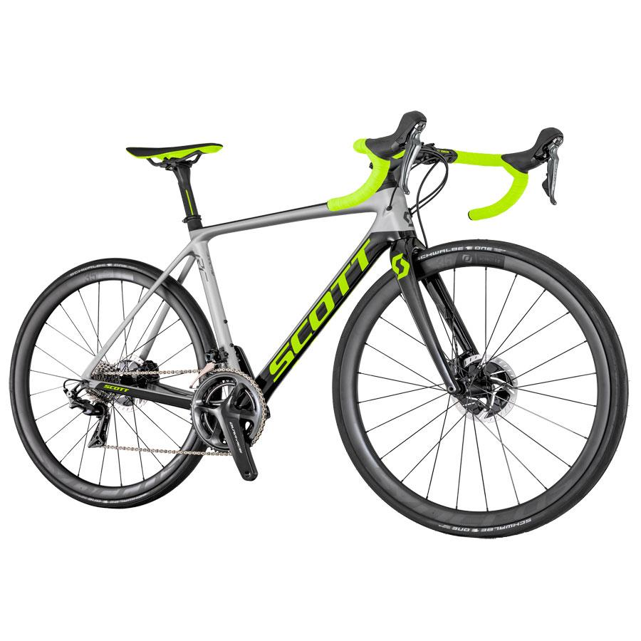 BICICLETA SCOTT ADDICT RC PRO DISC