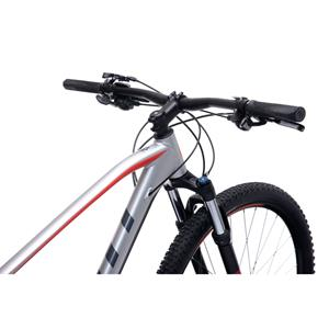 BICICLETA SCOTT ASPECT 730 SILVER/RED