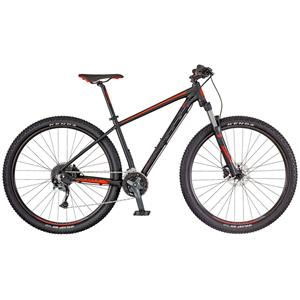 BICICLETA SCOTT ASPECT 940 BLACK/RED