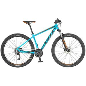 BICICLETA SCOTT ASPECT 950 LIGHT BLUE/RED