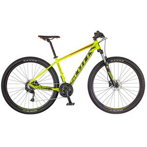 BICICLETA SCOTT ASPECT 950 YELLOW/RED
