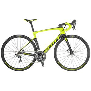 BICICLETA SCOTT FOIL 20 DISC YELLOW/BLACK