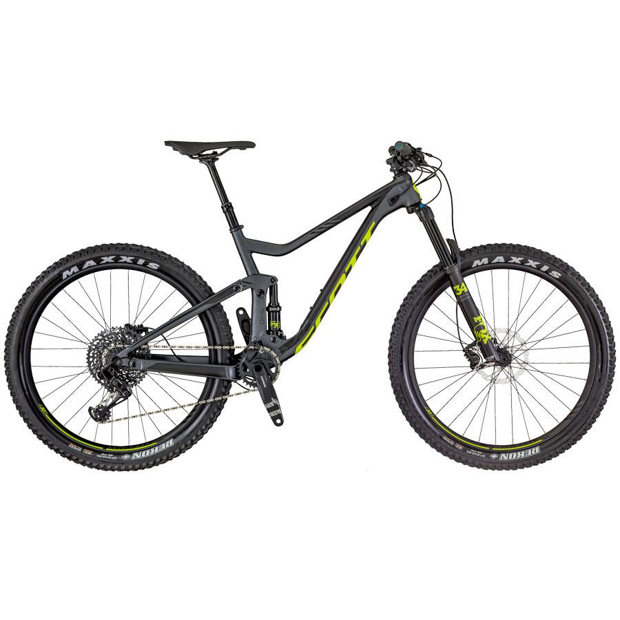 BICICLETA SCOTT GENIUS 740