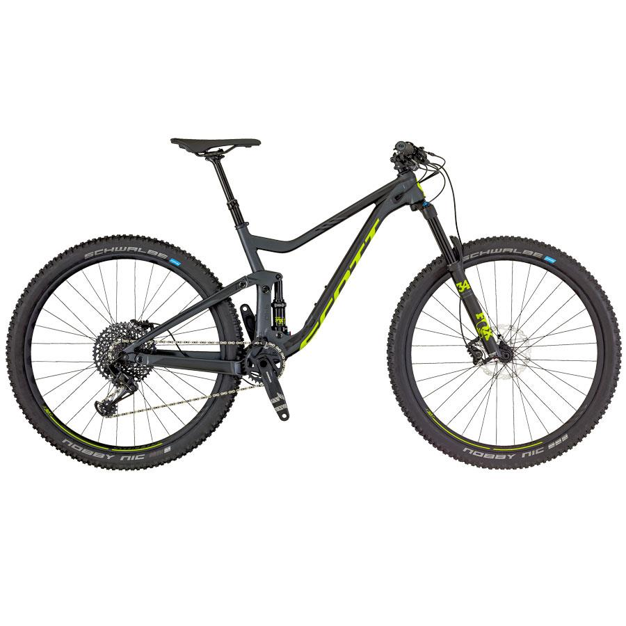 BICICLETA SCOTT GENIUS 940