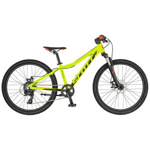 BICICLETA SCOTT SCALE 24 DISC YELLOW/BLACK