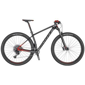 BICICLETA SCOTT SCALE 940 BLACK/RED