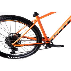 BICICLETA SCOTT SCALE 970 ORANGE/BLACK
