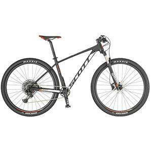 BICICLETA SCOTT SCALE 980 BLACK/WHITE