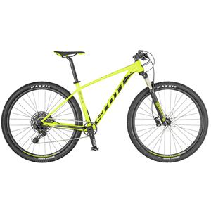 BICICLETA SCOTT SCALE 980 YELLOW/BLACK