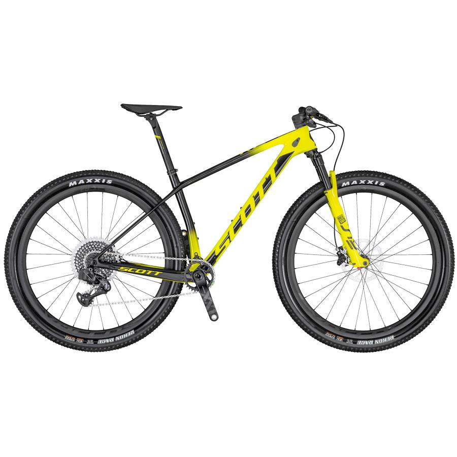BICICLETA SCOTT SCALE RC 900 WORLD CUP AXS