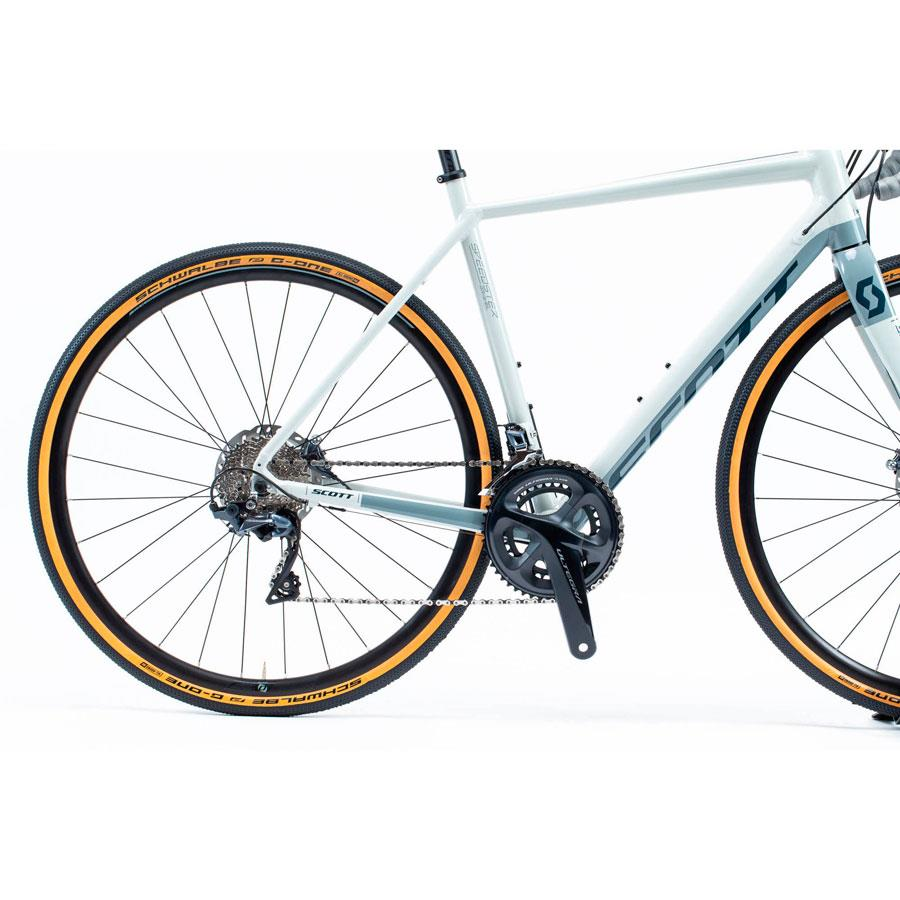 BICICLETA SCOTT SPEEDSTER GRAVEL 10