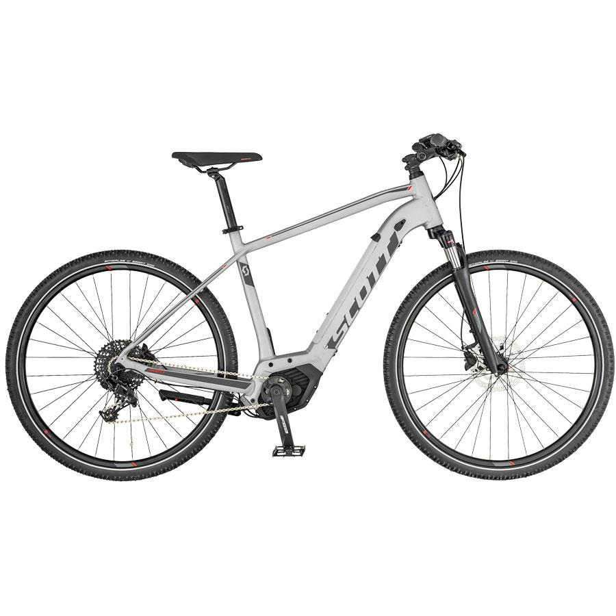 BICICLETA SCOTT SUB CROSS ERIDE 10 MEN