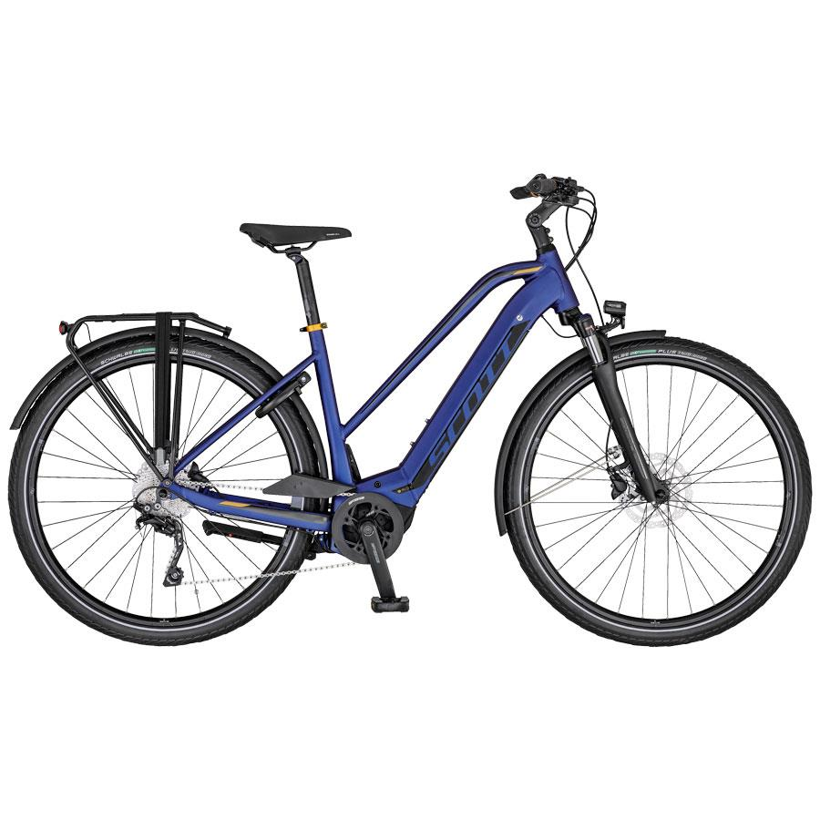 BICICLETA SCOTT SUB TOUR ERIDE 10 LADY