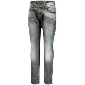 CALÇAS SCOTT DENIM SLIM FACTORY TEAM L32