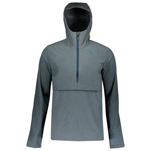 CAMISOLA COM CAPUZ SCOTT HOMEM 1/2 ZIP TRAIL MTN STRETCH 50