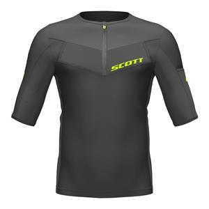 CAMISOLA SCOTT HOMEM RC TECH RUN MANGA CURTA