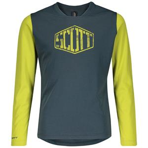 CAMISOLA SCOTT JR TRAIL DRI MANGA COMPRIDA