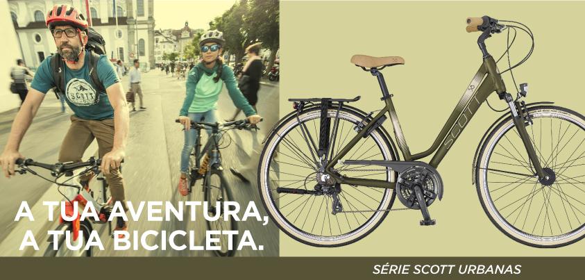 Serie SCOTT Urbanas