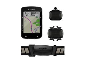 GPS CYCLING GARMIN EDGE 520 PLUS HR BUNDLE EUROPE