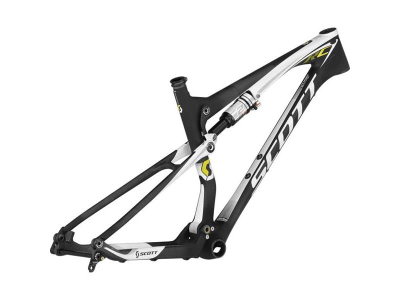 QUADRO SCOTT SPARK RC 2012 (HMX) (BB92)